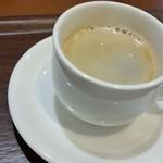 粟カフェ - コーヒー350円