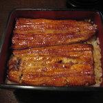 鰻 十和田 - うな重¥2,500