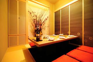 神楽坂 翔山亭 神楽坂本館 - 和室の完全個室6名様、ございます。