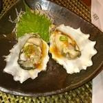 Sushi Shiono - 西海岸産牡蠣