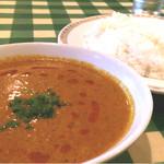 インド・ネパールレストラン マサラ - キーマカレー