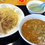 なるみ - つけ麺(850円)