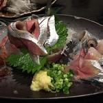 41685411 - 秋刀魚刺し