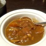 41685567 - 惣菜 イカとホッキカレー