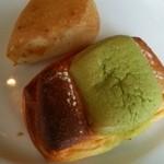 サンマルク - ワサビ醤油パン、メロンパン