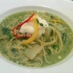 リベルタ - 春野菜のジェノヴェーゼ