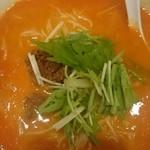 日本橋焼餃子 - 担々麺