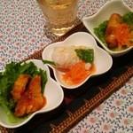 KHANHのベトナムキッチンGINZA999・Chi em - 選べる前菜3種