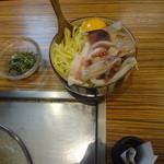 浦和ぱすたかん - ミックス焼(そば入り)