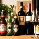 2ndCafe - 輸入ビールとイタリアワイン