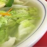 中華料理 宝楽 - クリアスープ