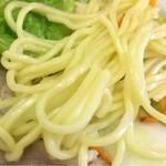 中華料理 宝楽 - 麺