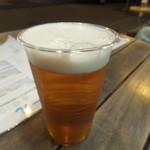 Sakamotoyasakaten - 湯上りに地ビールを一杯