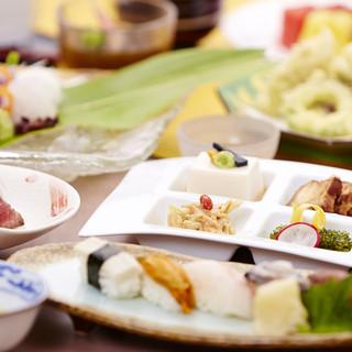 沖縄の料理・食材を食べつくす。八重山会席