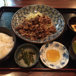 あみ焼き 華 - 和牛焼肉ランチ750円