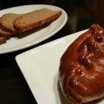 41696514 - ピロシキと黒パン