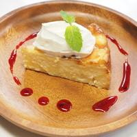 cocoaru - ベイクドチーズケーキ