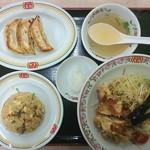 餃子の王将 - あだちセット 2015/9/8(火)