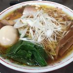 E・Y竹末 - 味玉中華そば