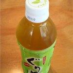 ぐり茶の杉山 - ぐり茶ペットボトル