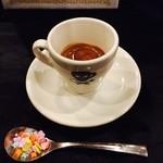 Cafe Terrasse ポコアポコ - エスプレッソ