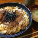 福よし - カツ丼1130円くらい