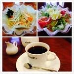 Cafe Terrasse ポコアポコ - ランチセット