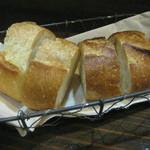 41701700 - パン イエナのバタールとバゲット