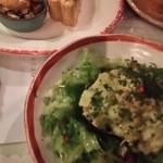41701921 - 選べる前菜 アボカドと小エビのサラダ