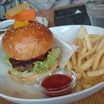 OTTO - 見るからに美味しそうなハンバーガー