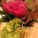 アフタヌーンティー・ティールーム - テーブルの上の生花