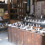 大国屋 - 内観写真:店には扉がないので、フラッと立ち寄ってくれるお客さんが多いです。