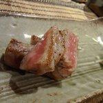 杓凪華 - 上州和牛炙り