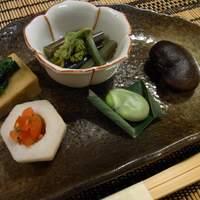 杓凪華-旬野菜の吹き寄せ