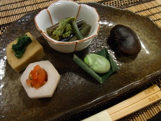 杓凪華 - 旬野菜の吹き寄せ