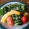 Kazahana - 料理写真:野菜がうれしいサラダ!