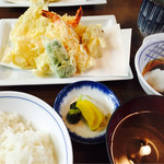 41711208 - 天ぷら定食1000円