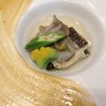 La Cuisine Japonaise 玻璃 - メインのお料理