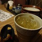 霧乃個室 清郎 - びわ酒
