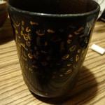 霧乃個室 清郎 - ほうじ茶