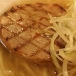 Fufutei - チャーシューのアップ
