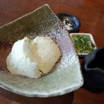 41714746 - 季節豆腐(450円)