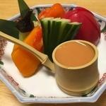 宮戸川 - 『本日の東京地場野菜盛り』