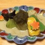 宮戸川 - 『寺島茄子の炊き合わせ』