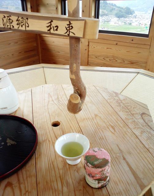 和束茶カフェ - 【天空カフェ】和束茶と絶景(2015.5月)