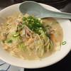 黒田屋 - 料理写真:⚫︎ちゃんぽん=640円    自慢の一品らしい