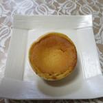 石舟庵 - みかんの花咲く丘 ベイクドチーズケーキ