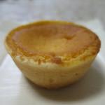 石舟庵 - みかんの花咲く丘 ベイクドチーズケーキアップ