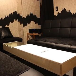 雰囲気抜群のソファー完全個室もご用意しております!