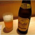 坊野 - 瓶ビールは、プレミアム